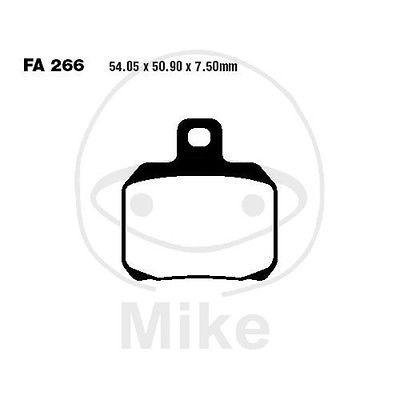 Bremsbeläge hinten Piaggio X9 125 Evolution Bj. 03-04