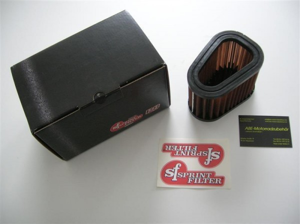 Sport Luftfilter Polyester Buell X1 Lightning 1200 Bj. 98-02 Sprint Filter