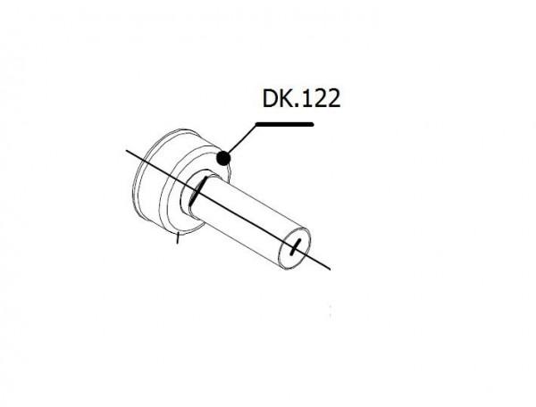 DB Killer Eater für diverse MiVV GP-PRO / Delta Race Modelle Auslass: 25mm Außendurchmesser: 53mm
