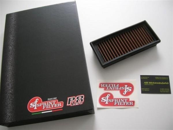 Sport Luftfilter Sprint Filter Polyester für Gilera Nexus 500 Bj. 2003-2011