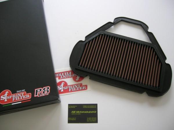 Sport Luftfilter Polyester Yamaha YZF 600 R6 Bj. 1999-2005 Typ: RJ03 RJ05 RJ09