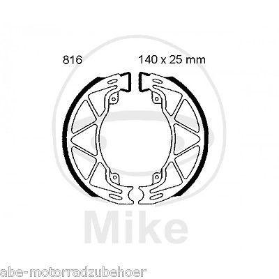 Bremsbacken hinten Piaggio Vespa Hexagon 180 LXT 2T
