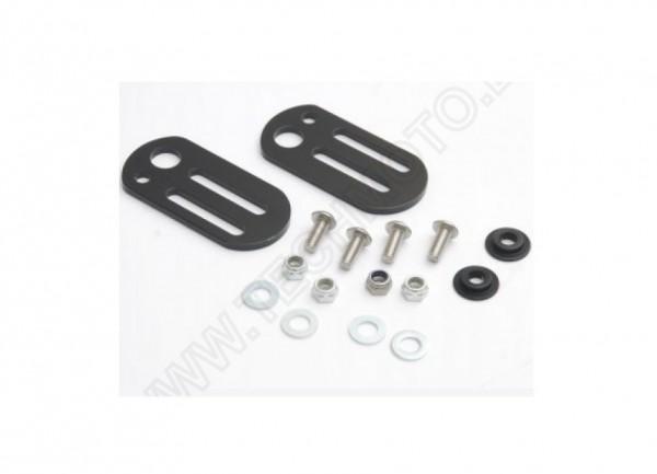 R&G Racing Blinker Adapter für Kennzeichenhalter / Heckumbau KTM 950 / 990 Supermoto Modelle