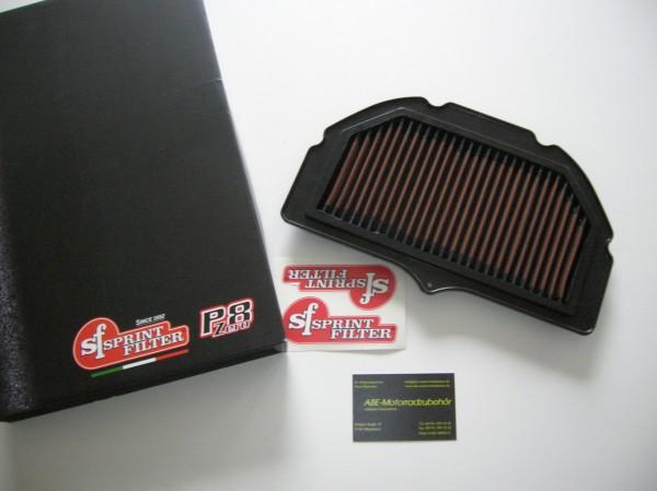 Sport Luftfilter Polyester Suzuki GSX-R 1000 Bj 05-08 Typ B6 / CL Sprint Filter