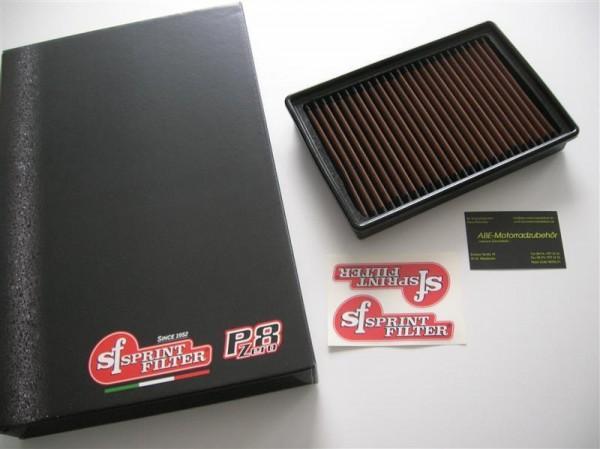 Sport Luftfilter Polyester Bimota BB3 ab Bj. 14 Sprint Filter Tauschluftfilter