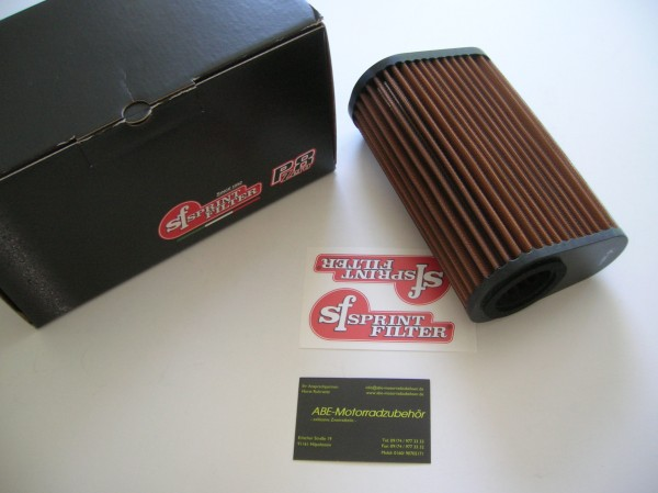 Sport Luftfilter Polyester Honda CB 1000 R / RA ABS ab Bj. 2008 Typ: SC60 Sprint