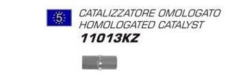 Nachrüst Katalysator Arrow diverse Modelle z.B. Honda CRF 250 L, KTM Duke 125 / 200, Aprilia RS4 125
