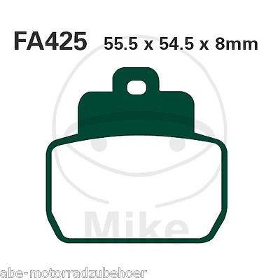 Bremsbeläge hinten Piaggio Vespa MP3 250 RL Bj. 07-10