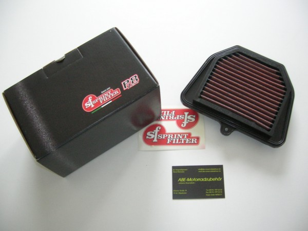 Sport Luftfilter Polyester Yamaha FZ1 1000 / Fazer / S / N ab Bj. 06 Typ: RN16