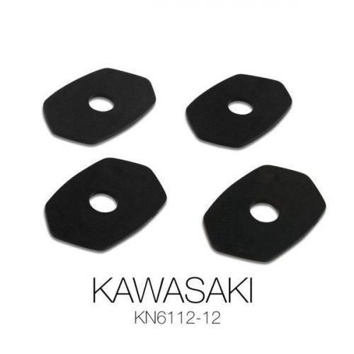 1 Paar Barracuda Blinkeradapter für Kawasaki Modelle ab Bj. 2012