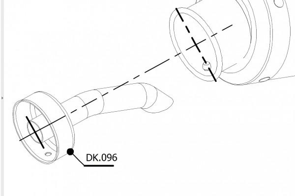 MIVV DB-Killer f. diverse GP Modelle modifiziert DB Eater Außendurchmesser 61mm