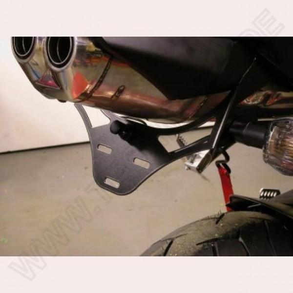 R&G Kennzeichenhalter Heckumbau Honda CBR 600 RR Bj. 2003-2006 PC37 eintragungsfrei