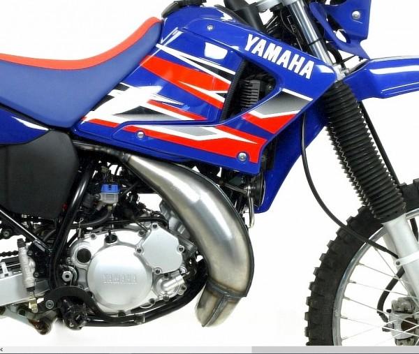 MetalGear Bremsbeläge hinten Yamaha DT 125 X 2005-2007