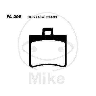 Bremsbeläge hinten Aprilia SR 50 R Factory VFB00 VFD00