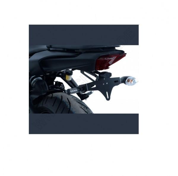R&G Kennzeichenhalter Heckumbau Yamaha MT-07 Bj. 2018-2019 eintragungsfrei