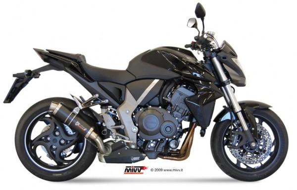 Sport Auspuff MIVV GP Carbon für Honda CB 1000 R Bj. 2008-2016 Typ: SC60 mit ABE