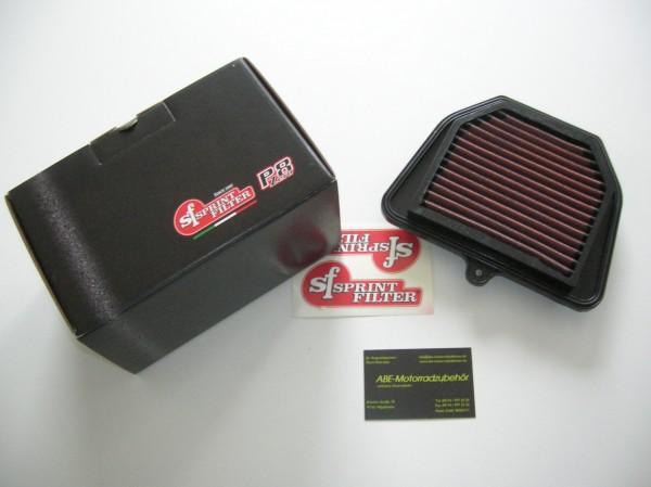 Sport Luftfilter Polyester Yamaha FZ 8 / Fazer ab Bj. 2010 Sprint Filter Tauschf
