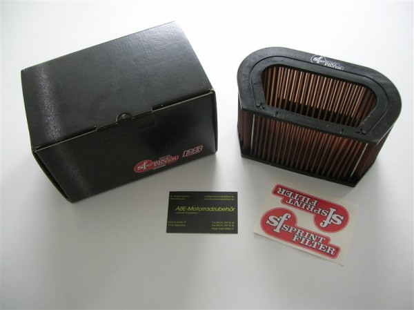 Sport Luftfilter Polyester Yamaha YZF 1000 R1 Bj. 98-01 RN01 RN04 Sprint Filter