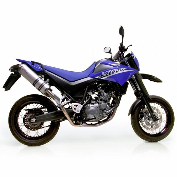 Sport Auspuff LeoVince X3 Enduro Yamaha XT 660 X / R DM01 Bj. 2004-2016 mit ABE
