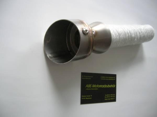 Bodis DB-Killer f. verschiedene Bodis GPX2 Modelle 32mm Durchmesser (für GPX2 Endtopf UNTEN)
